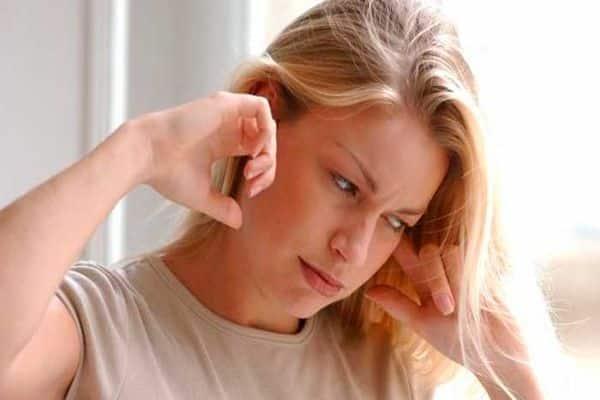 уши болят